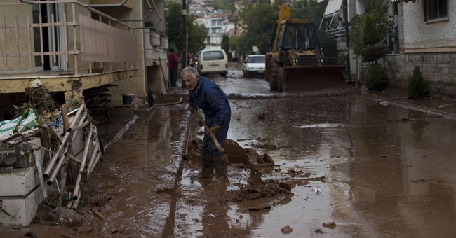 Greece: Search continues for 6 still missing in flash floods