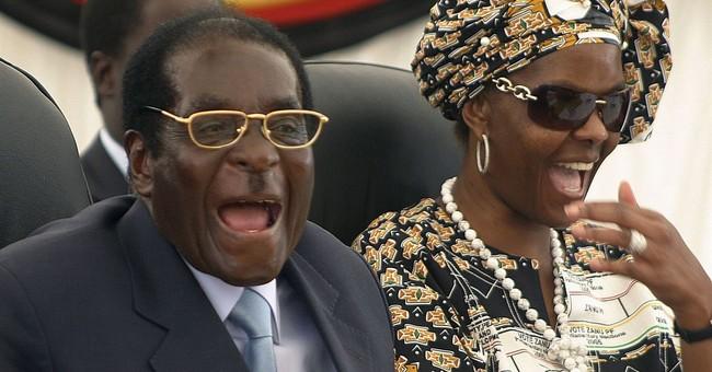 Zimbabwe leader Robert Mugabe seemed invincible but era ends