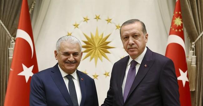 NATO apologizes to Turkey over reports Erdogan shown as foe