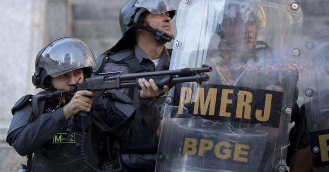 Rio state legislature votes to release imprisoned members