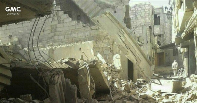 Syria: Damascus suburbs violence kills at least 5 children