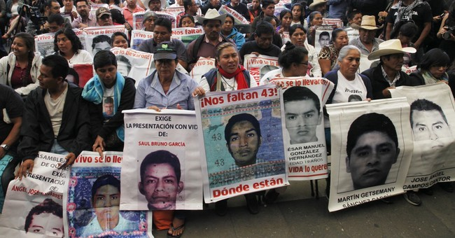 Mexico enacts law targeting disappearances