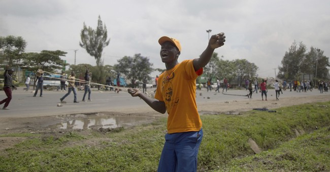 5 killed as Kenya police clash with Odinga supporters