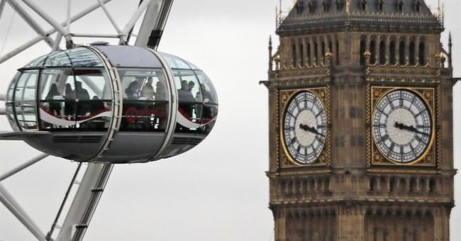Brexit benefit: Lower pound boosts tourism to Britain