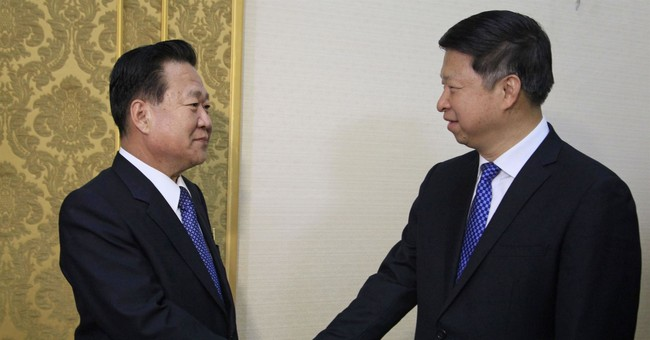 Senior Chinese envoy in North Korea amid chill in ties