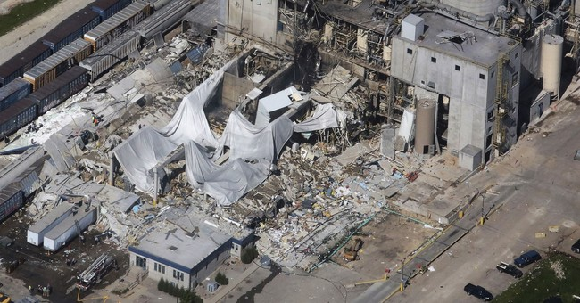 Feds propose $1.8 million fine in Wisconsin plant explosion