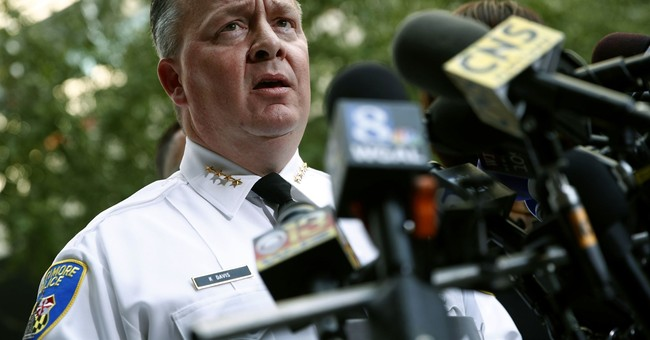 Manhunt continues for shooter of Baltimore detective