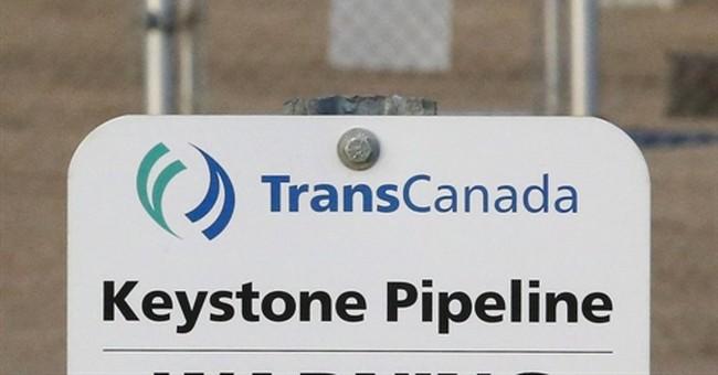 Correction: Keystone pipeline leaks 210K gallons of oil