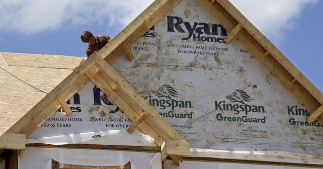 US home construction reaches strongest pace in a year