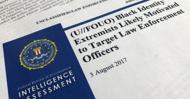 FBI report on black 'extremists' raises fears of targeting