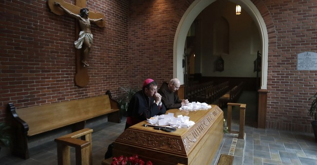 The Latest: Detroit priest beatified by Catholic church