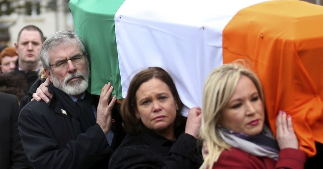 Sinn Fein's divisive leader to step down after over 30 years