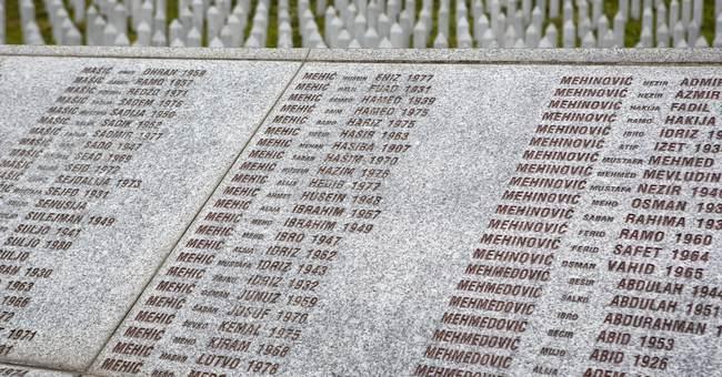 AP PHOTOS: Many Bosnian war victims still unidentified