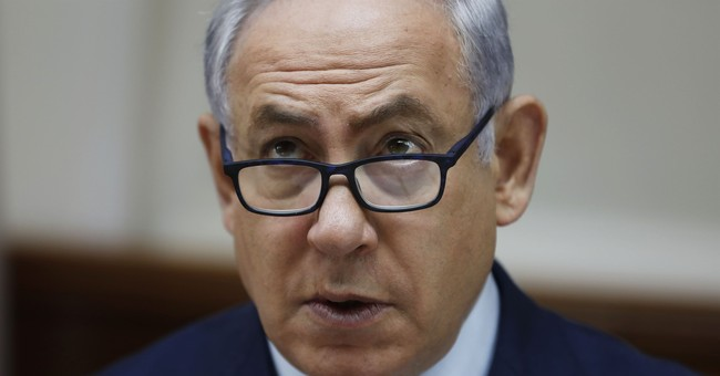 Israel PM says security must come first in any peace plan