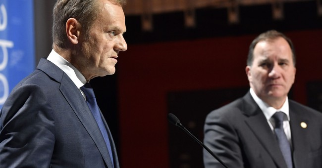 EU official Tusk likens Poland polices to 'Kremlin plan'