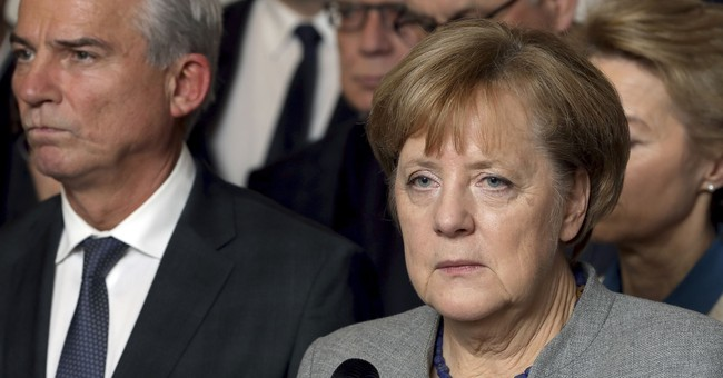 German government talks collapse; Merkel seeks to reassure