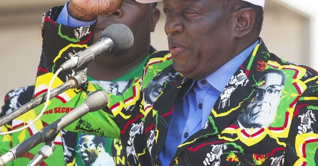 Figure known as 'Crocodile' could replace Zimbabwe president