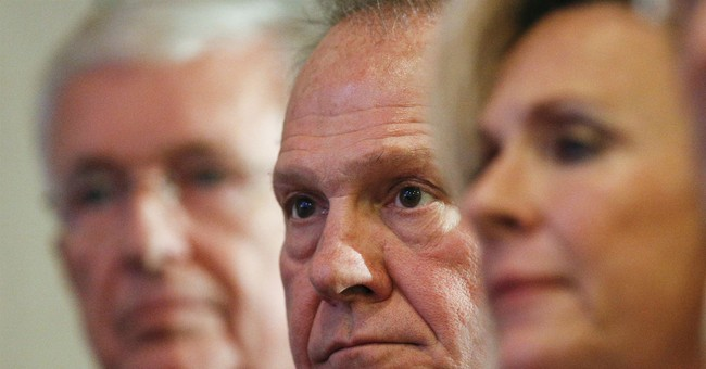 Moore targeted by fellow Republicans' comments in new ad