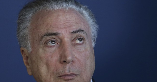 New boss takes over Brazil's federal police amid criticism