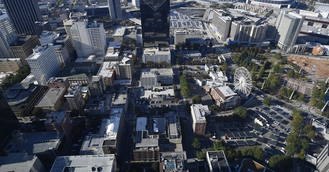 The Latest: Georgia Dome imploded in downtown Atlanta
