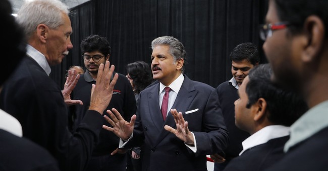 Indian automaker Mahindra opens US plant