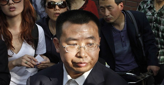 China sentences prominent rights lawyer to 2 years in prison