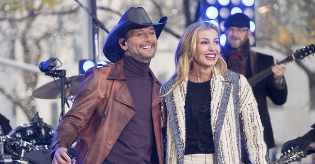 Tim McGraw and Faith Hill find harmony on first duets record