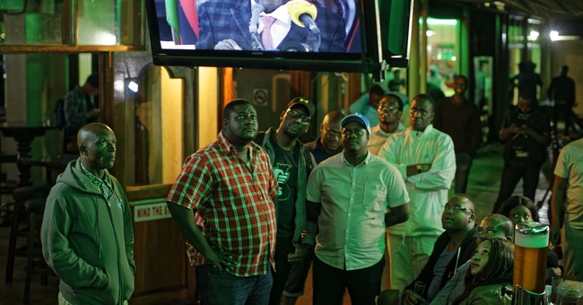 Zimbabwe's Mugabe ignores calls to quit, faces impeachment