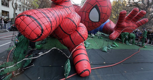 Macy's Parade balloon inflation hours changing this year