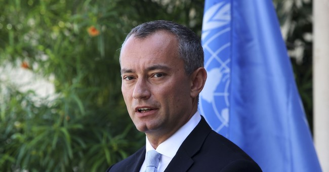 UN envoy says conflict likely if Palestinians fail to agree