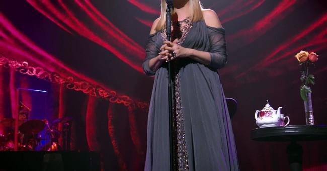 Review: Barbra Streisand concert film a gooey lump of blah