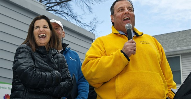 Chris Christie gets road named for him in home county