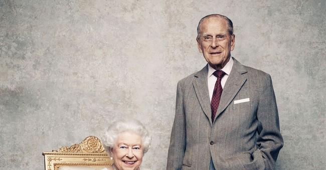 Queen Elizabeth II, Prince Philip celebrate 70th anniversary