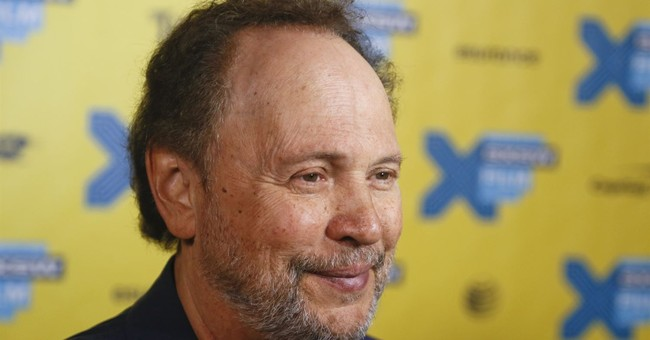 Crash report turns out to be scene for Billy Crystal film