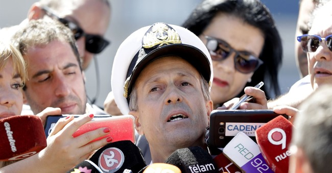 Widening search finds no sign of missing Argentine submarine