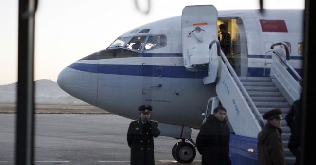 Air China suspends North Korea flights, deepening isolation