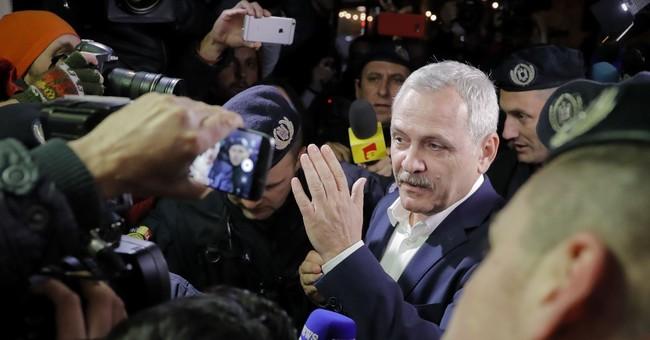 Romanian party boss has assets frozen over alleged EU fraud