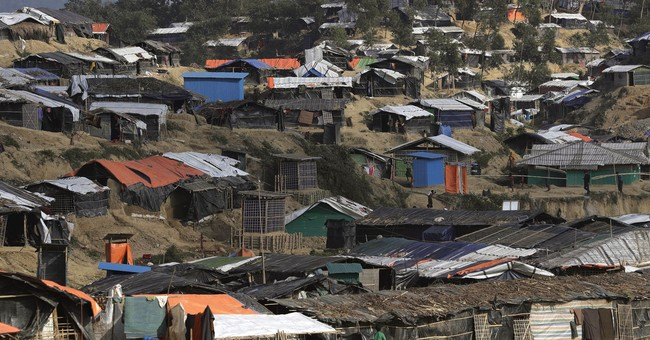 Myanmar treatment of Rohingya called apartheid in new report