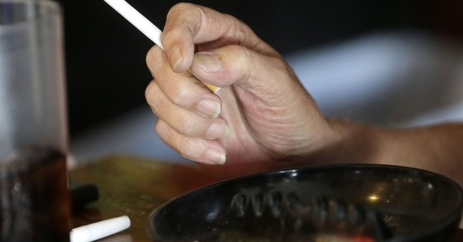 Nearly half of US cancer deaths blamed on unhealthy behavior