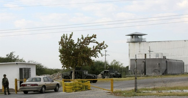 Report details Zetas total control over Mexican prison