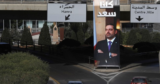 Lebanon's Hariri returns to Beirut amid resignation saga