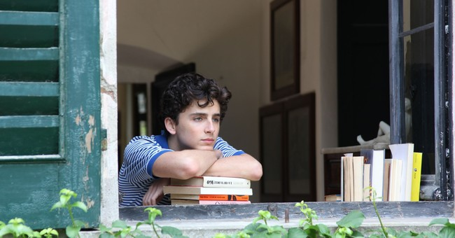In erotic 'Call Me By Your Name,' sunshine and summer love