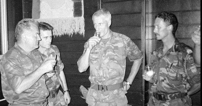 AP Balkans correspondent recalls encounters with Mladic