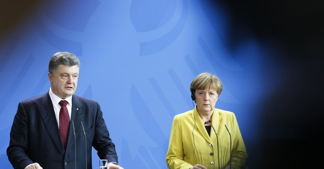 German domestic political woes may have international effect