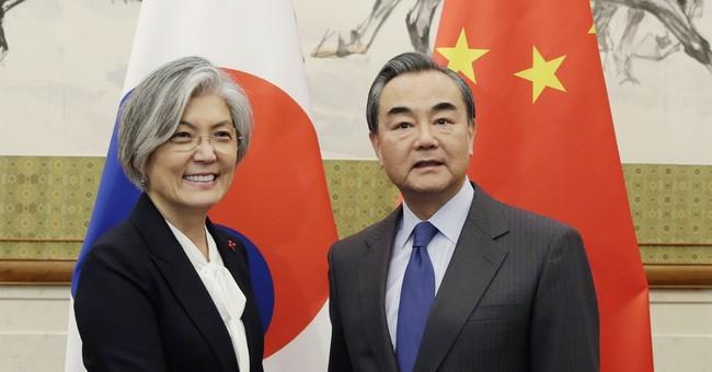 S.Korea foreign minister in Beijing in effort to repair ties