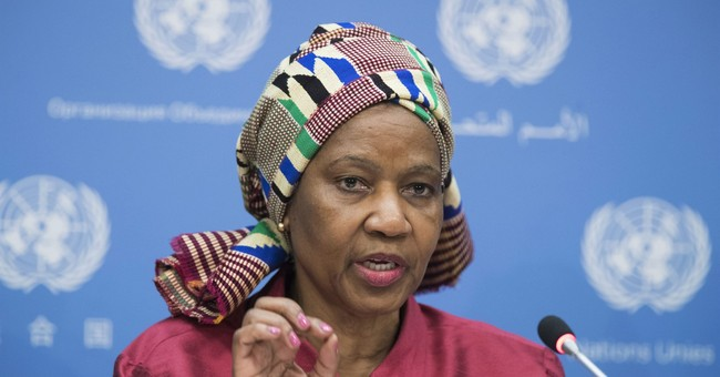 UN hopes sex misconduct cases buoy efforts to help women