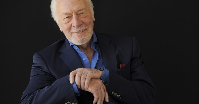 Christopher Plummer has this to say about retirement _ never