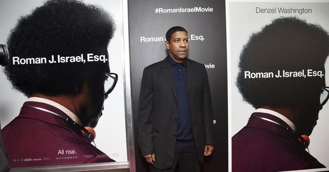 Q&A: Denzel on 'Roman J. Israel,' 'Malcolm X' and 'Shaft'