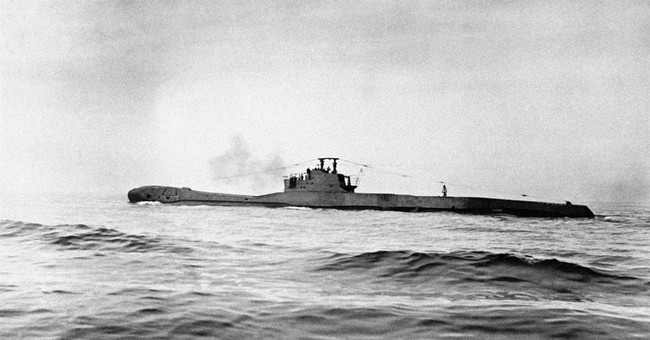 Some of the deadliest submarine accidents