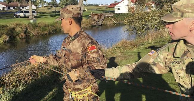 China, US disaster drills show a shared goal: saving lives